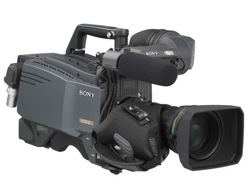 Sony 1500 видеокамера 5
